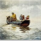 Homer Waterfront Room Wall Mural Wall Dining Renovate Home Ideas
