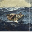 Homer Waterfront Wall Dining Murals Wall Room Design House Decor