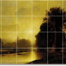Inness Landscapes Kitchen Mural Floor Construction Home Decorate