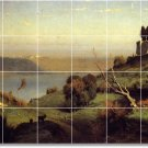 Inness Landscapes Wall Room Mural Tiles Interior Decorating Idea
