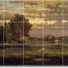 Inness Landscapes Wall Room Tiles Mural Interior Idea Decorating