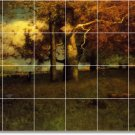 Inness Landscapes Wall Tiles Mural Room Idea Decorating Interior