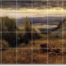 Inness Landscapes Dining Room Murals Wall Remodeling Home Design