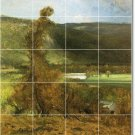 Inness Country Murals Room Wall Tile Renovate House Contemporary