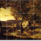 Inness Country Room Floor Tiles Mural Idea Commercial Remodeling