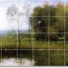 Inness Country Room Mural Floor Tiles Idea Remodeling Commercial