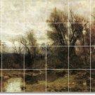 Jones Landscapes Mural Wall Kitchen Backsplash Decor Decor Floor