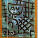 Klee Abstract Wall Dining Room Murals Wall Construction Design