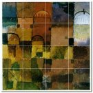 Klee Abstract Shower Murals Tile Bathroom Home Idea Decorating