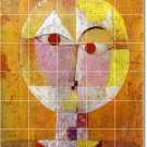 Klee Abstract Mural Floor Room Dining Idea Decorating Interior