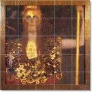Klimt Mythology Shower Tile Murals Home Decorate Construction