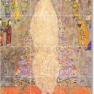 Klimt Abstract Wall Mural Living Tiles Room Modern Home Renovate
