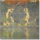 Klimt Country Tile Shower Wall Bathroom Design Home Renovation