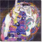 Klimt Abstract Tiles Wall Mural Room Mural Decorating House Idea