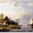 Koekkoek Waterfront Murals Room Floor Living Construction Design