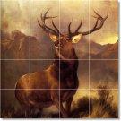 Landseer Animals Murals Wall Bedroom Tile House Decorating Ideas