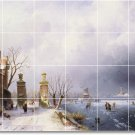 Leickert Landscapes Bathroom Mural Home Decorate Remodeling Idea