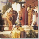 Leighton Historical Wall Kitchen Murals Wall Traditional Remodel