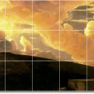 Leighton Landscapes Shower Murals Wall Tile Decor Interior Decor