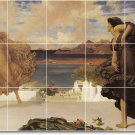 Leighton Women Room Wall Floor Murals House Renovate Traditional
