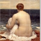 Leighton Nudes Room Wall Mural Tile Remodeling Decorate Interior