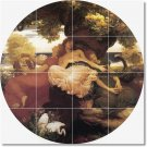 Leighton Mythology Murals Wall Kitchen Wall Decor Modern Floor