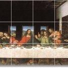 Da Vinci Religious Wall Wall Room Dining Mural Home Art Modern