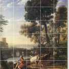 Lorrain Country Tile Wall Murals Room Modern Decorating House