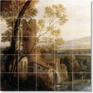 Lorrain Landscapes Mural Floor Tiles Kitchen House Decor Decor