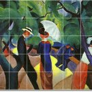 Macke Country Room Tiles Mural Floor Traditional Decorate House