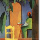 Macke City Wall Bathroom Mural Shower Design House Construction