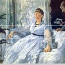 Manet Women Room Tile Wall Murals House Ideas Renovations Decor