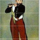 Manet Children Mural Floor Room Tiles Idea Commercial Decorating