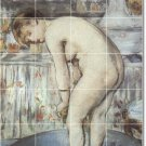 Manet Nudes Room Murals Tile Wall Renovations Decor House Ideas
