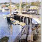 Metcalf Waterfront Wall Dining Room Wall Murals Design Remodel