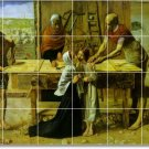 Millais Religious Room Living Floor Murals Home Remodeling Idea
