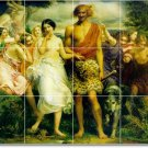 Millais Mythology Room Living Murals Floor Home Idea Remodeling
