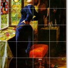 Millais Women Shower Wall Murals Wall Construction Contemporary