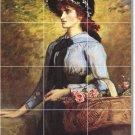 Millais Women Dining Floor Wall Murals Room Home Renovate Ideas