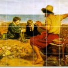 Millais Children Dining Wall Wall Room Mural Remodel Ideas House