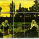 Millais Country Room Wall Tiles Mural Home Modern Renovations