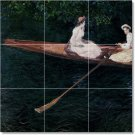 Monet Women Tile Murals Wall Room Decor Renovations Ideas House