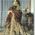 Monet Women Murals Room Tile Wall Ideas Decor House Renovations