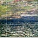 Monet Waterfront Shower Wall Mural Idea Design Renovations Home