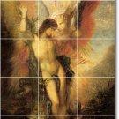 Moreau Angels Backsplash Tile Murals Home Decorate Renovations