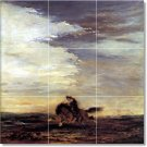 Moreau Landscapes Wall Room Murals Tile Decorating House Modern