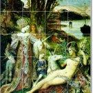 Moreau Mythology Room Tile Living Mural Renovate Decor Interior
