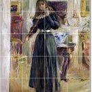 Morisot Women Mural Kitchen Idea Interior Decorate Renovations