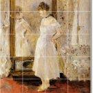Morisot Women Tiles Room Mural Floor Remodeling Interior Ideas