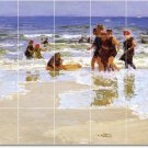 Potthast Waterfront Room Dining Tiles Mural Floor Remodel Decor